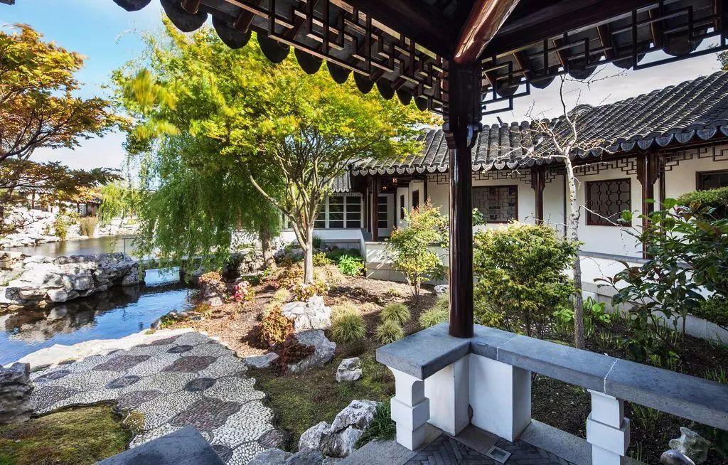 中国古代4大工程_园林 · 远在异国他乡的中式情怀_景观干货_景观干货_园景人